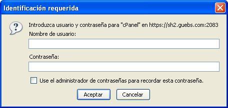 webmail direccion com: