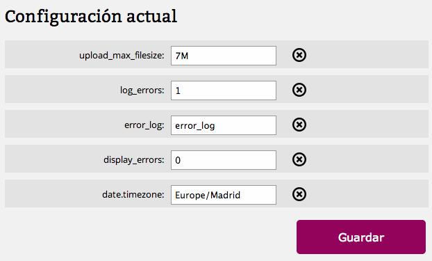 modificar-parametro-configuracion-php