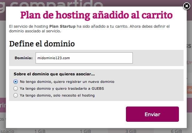 Contratar hosting con cupón 2