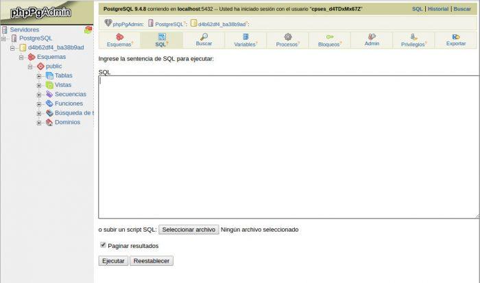 6-postgresql-phppgadmin-import